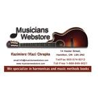 Musicians Webstore