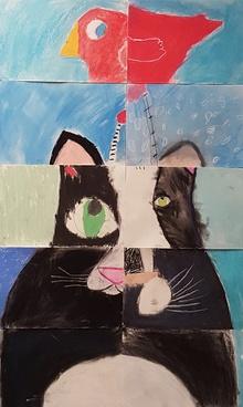 I Am an Artist - Kids Summer Art Camps for Ages 5 - 9