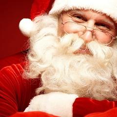 Brunch with Santa at Velvet Glove Restaurant