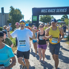 MEC Vancouver: Road Race SIX 5K/10K/21.1K/42.2K