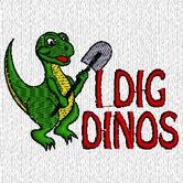 I Dig Dinos: Be a Paleontologist