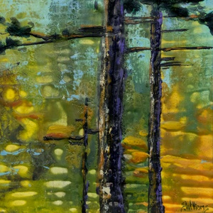 Create Together: Family Encaustic Workshop with Sharon Lynn Williams