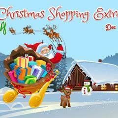 High Flying Christmas Shopping Extravaganza