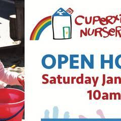 Cupertino Co-Op Nursery School Open House 2020