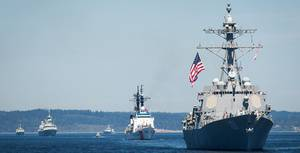 Seafair Fleet Week and Boeing Maritime Celebration