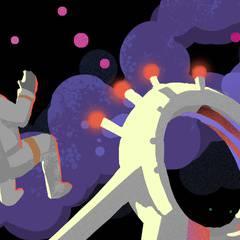 Astronaut Scavenger Hunt Adventure: Burlingame