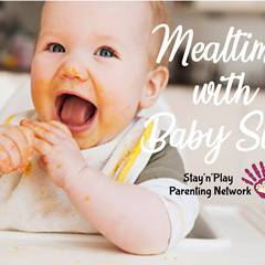 Mealtimes with Baby Sign