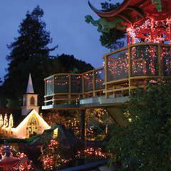 Fairy Winterland at Children's Fairyland