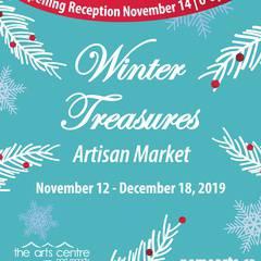 Winter Treasures Artisan Sale