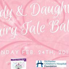 Daddy & Daughter Fairytale Ball