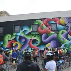 POW! WOW! San Jose 2018 Mural Ride