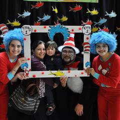 Dr.Seuss' Birthday Party