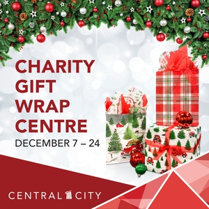 Charity Gift Wrap Centre
