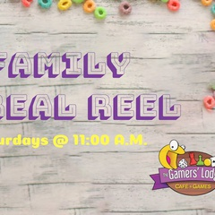 Family Cereal Reel