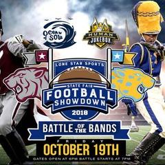 State Fair Football Showdown Battle of the Bands