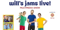 Will's Jams Live Multimedia Show - Vancouver