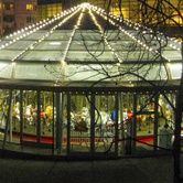 Holiday Carousel Lighting and Festival