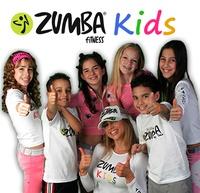 KIDS LOVE ZUMBA!
