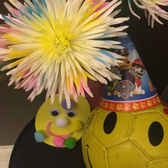 Bob the Ball's Birthday Bash