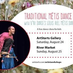 Traditional Métis Dance