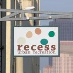Recess Urban Recreation