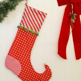 Christmas Stockings (7 yrs+, families welcome)