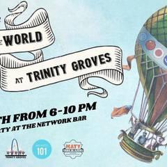 Around the World at Trinity Groves