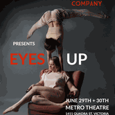 EYES UP - A Contemporary Circus Show