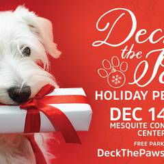 Deck the Paws Holiday Pet Expo 2019
