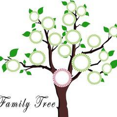Spring Break - Create your Family Tree