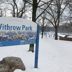Withrow Park (North/East Corner)