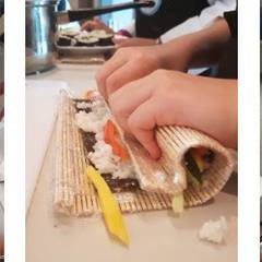 Rooks to Cooks - Free Sushi-making Workshops for Kids