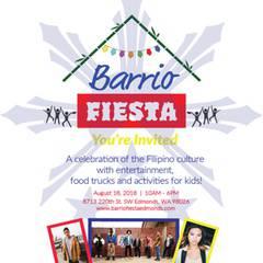 Barrio Fiesta Edmonds