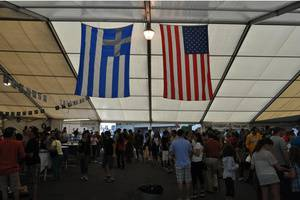 St. Demetrios Greek Festival