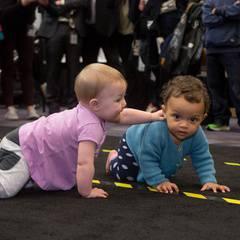 Diaper Dash Baby Races