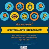 Sportball Spring Break Camp