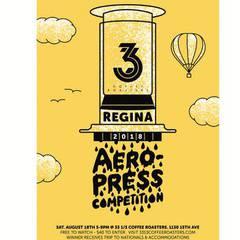 2018 Regina AeroPress Championship
