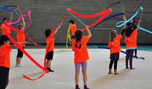 Rhythmic Gymnastic Recreational Classes