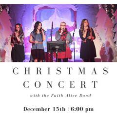 WJOF Christmas Concert