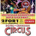 Royal Canadian Family Circus's promotion image