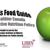 Canada's Food Guide and a Healthier Canada - Forum