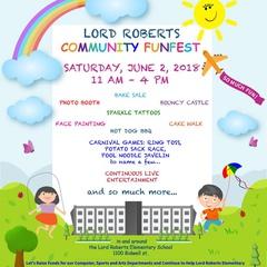 Lord Roberts Community Fun Fest