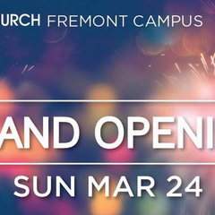 Echo.Church Fremont - Grand Opening