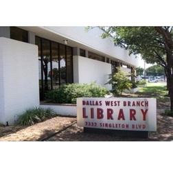 Dallas West Branch Library