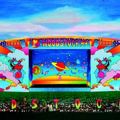 Peter Max : The Retrospective - Back to Woodstock 50th Anniversary