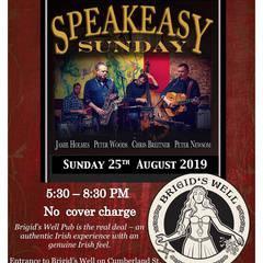 SpeakEasy Sunday