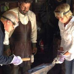 Introduction to Blacksmithing Workshop @ the Farm Museum (May)