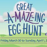 Great A-MAZE-ing Egg Hunt
