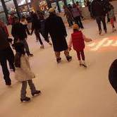Seattle Center Winterfest Ice Rink