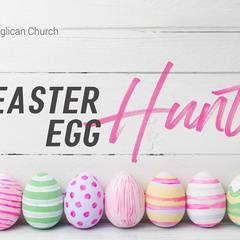 St. George's Easter Egg Hunt in Alton Village